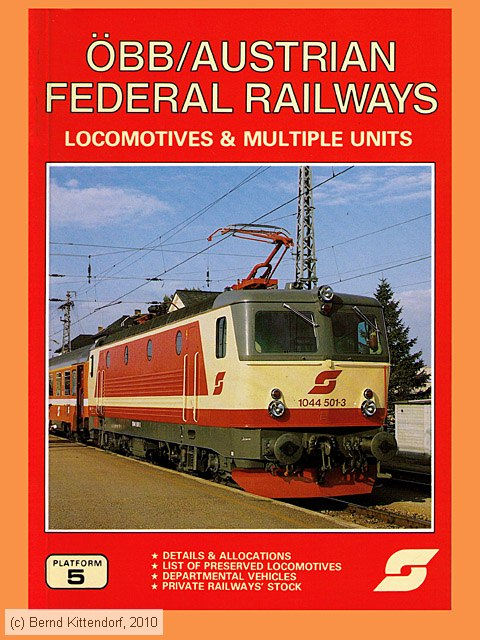ÖBB - Austrian Federal Railways - Locomotives and Multiple Units