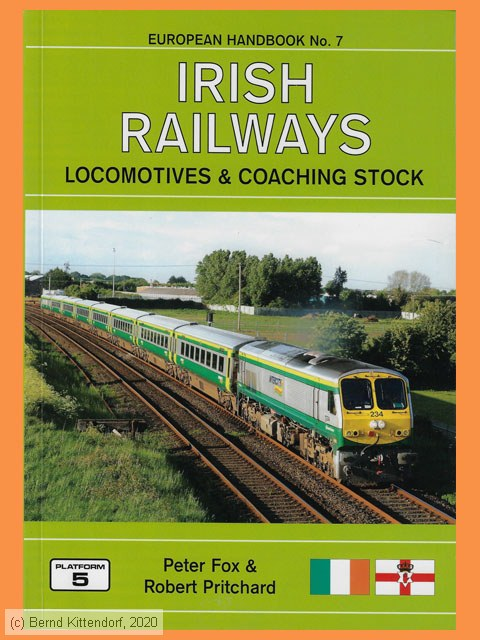 Irish Railways - Locomotive & Coaching Stock
