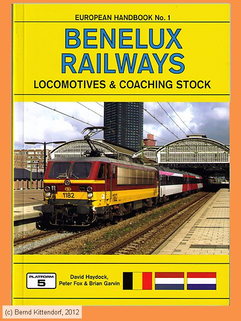 BENELUX Railways - Locomotives and Coaching Stock